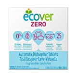 Ecover Automatic Dishwashing Tablets Zero, 25...
