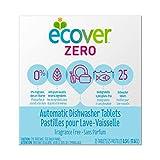 Ecover Automatic Dishwashing Tablets Zero, 25...