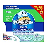 Scrubbing Bubbles Toilet Bowl Cleaning Gel...