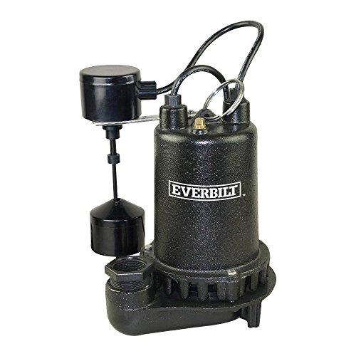 Everbilt 1 HP Professional Sump Pump