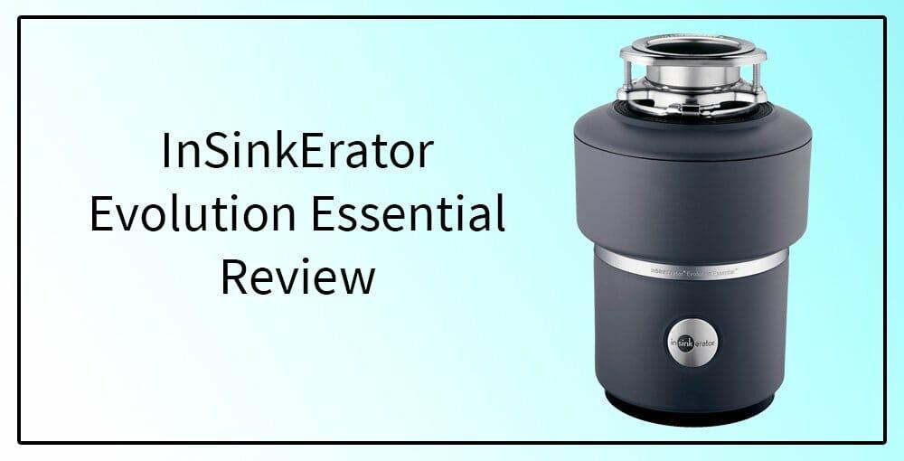 kitchen sink erator house gallery evolution essential review. beautiful ideas. Home Design Ideas