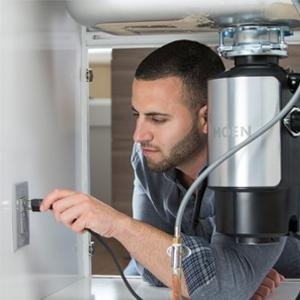 install a garbage disposal