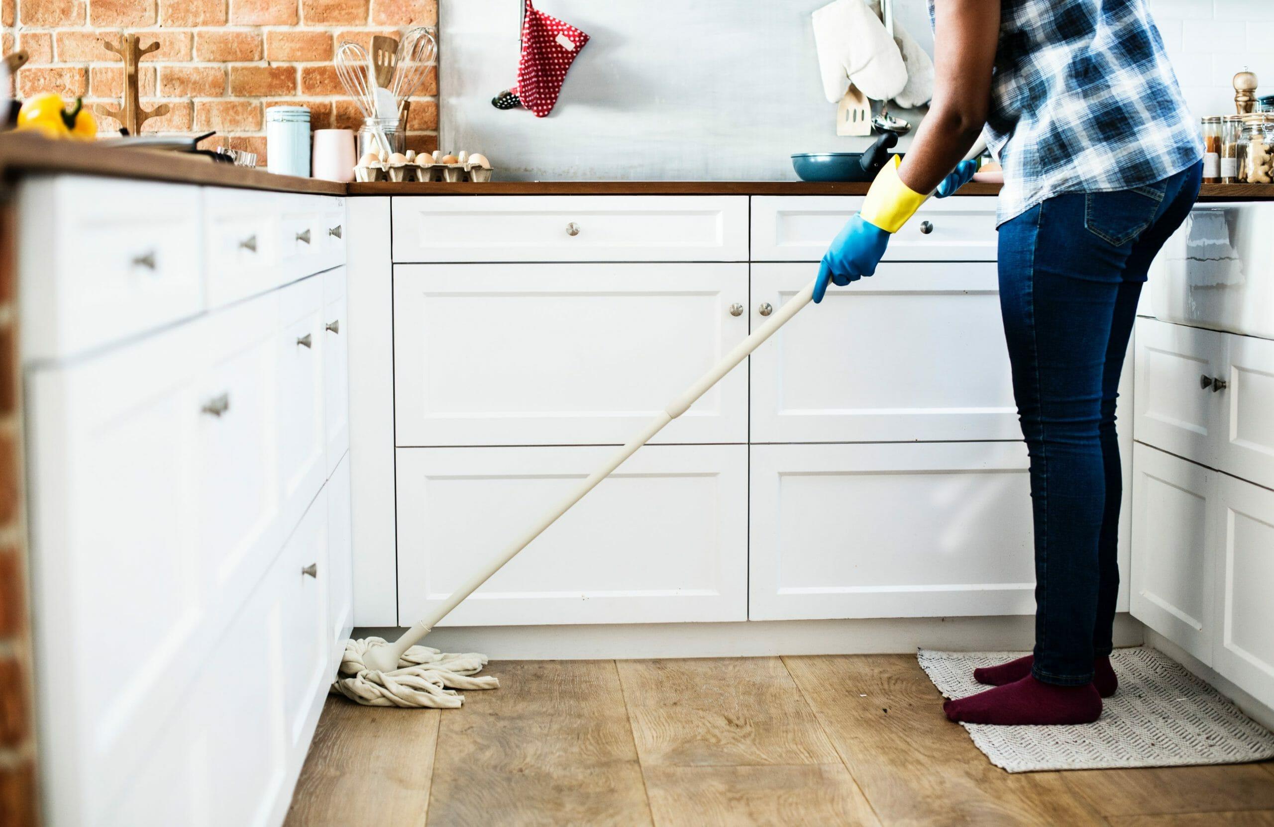 Kitchen Leak