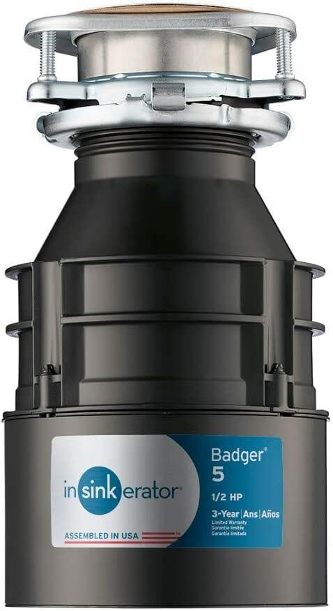 InSinkErator Badger 5