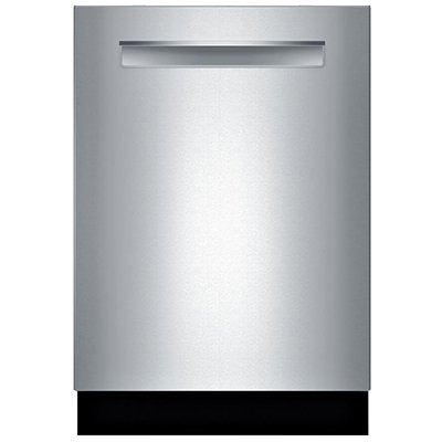 Bosch 800 Series Top Control Tall Tub Pocket Handle Dishwasher (39 dBA)