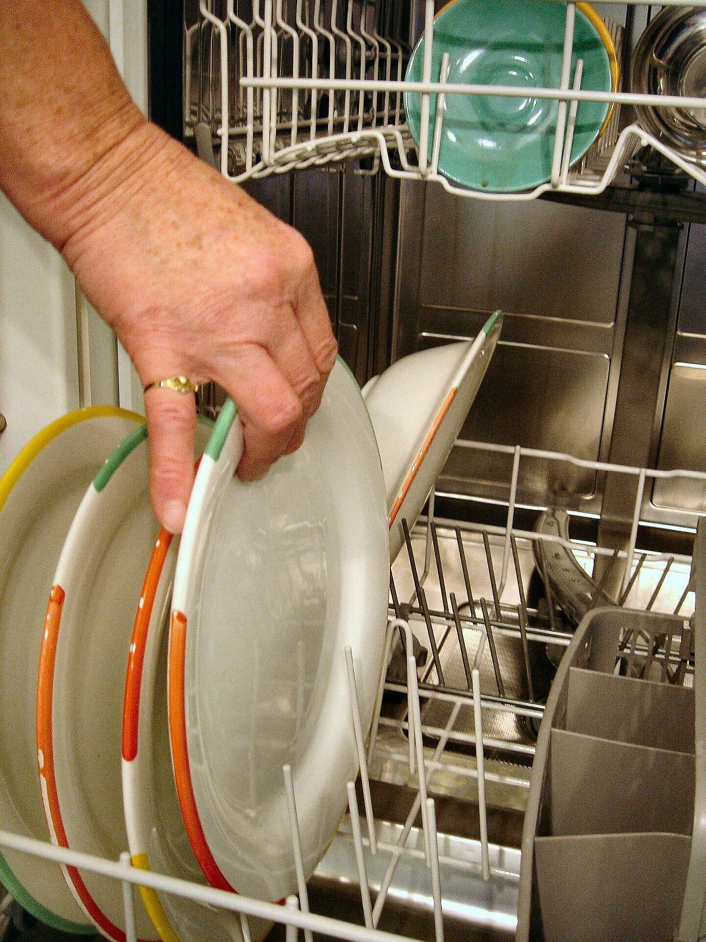 Dishwasher with Garbage Disposal