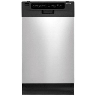 Frigidaire 18 In. Front Control Dishwasher