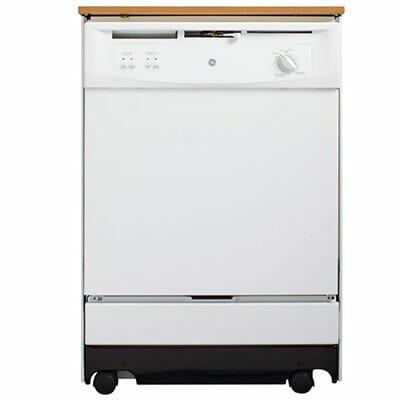 GE Convertible Portable Dishwasher