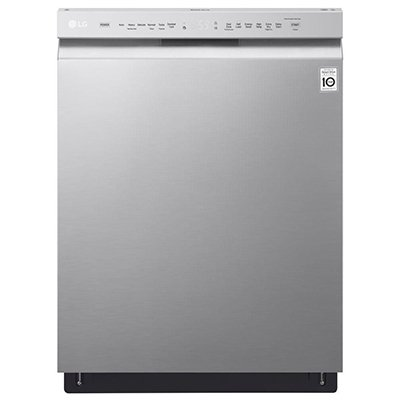LG Electronics Front Control Tall-Tub Dishwasher