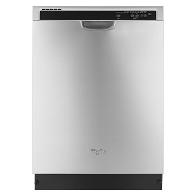 Whirlpool Front Control Built-in Tall Tub Dishwasher