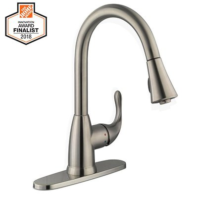 Glacier Bay Market Single-Handle Pull-Down Kitchen Faucet