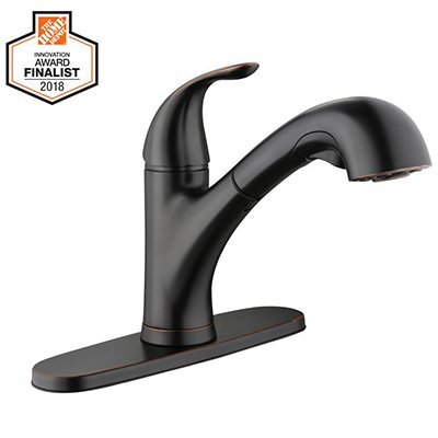 Glacier Bay Market Single-Handle Pull-Out Kitchen Faucet