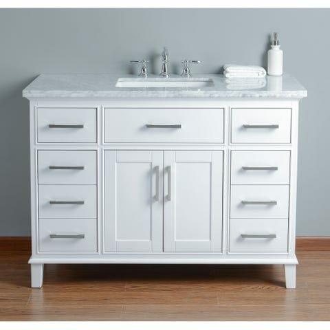 Cabinet-Style Vanity Sink