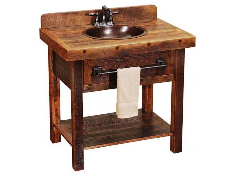 Rustic or Farmhouse Style Sink