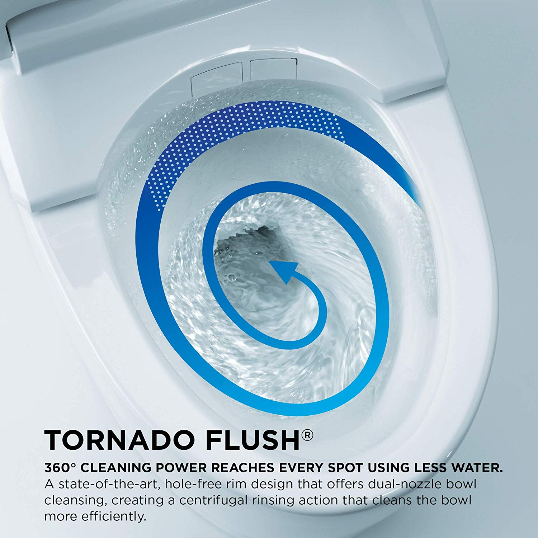Toto Tornado Flush