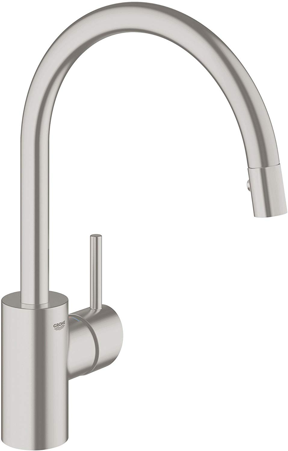 Grohe Single Handle Pull Down Kitchen Faucet