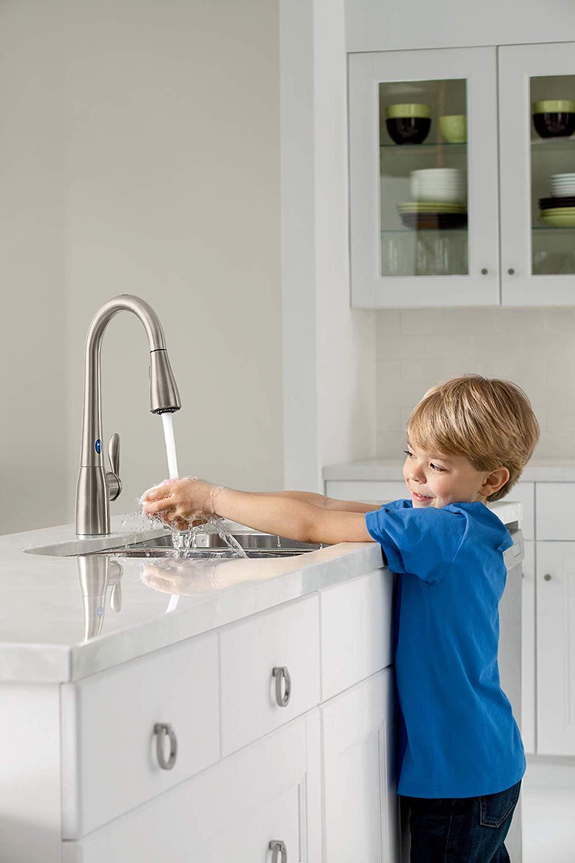 Moen Touchless Faucet