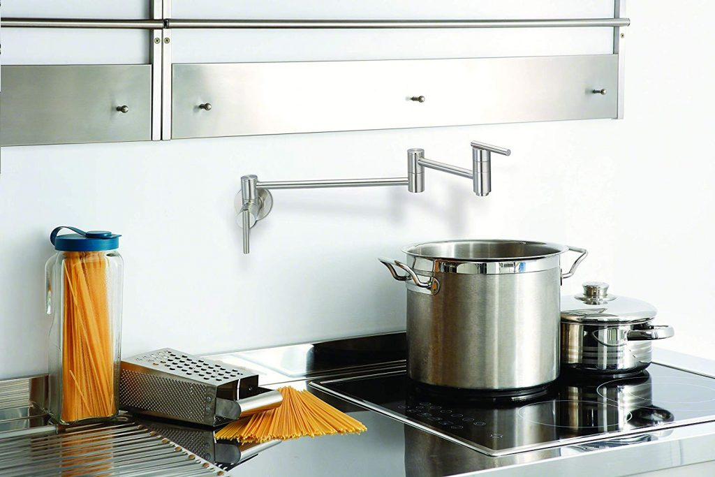Danze Parma Wall Mount Pot Filler