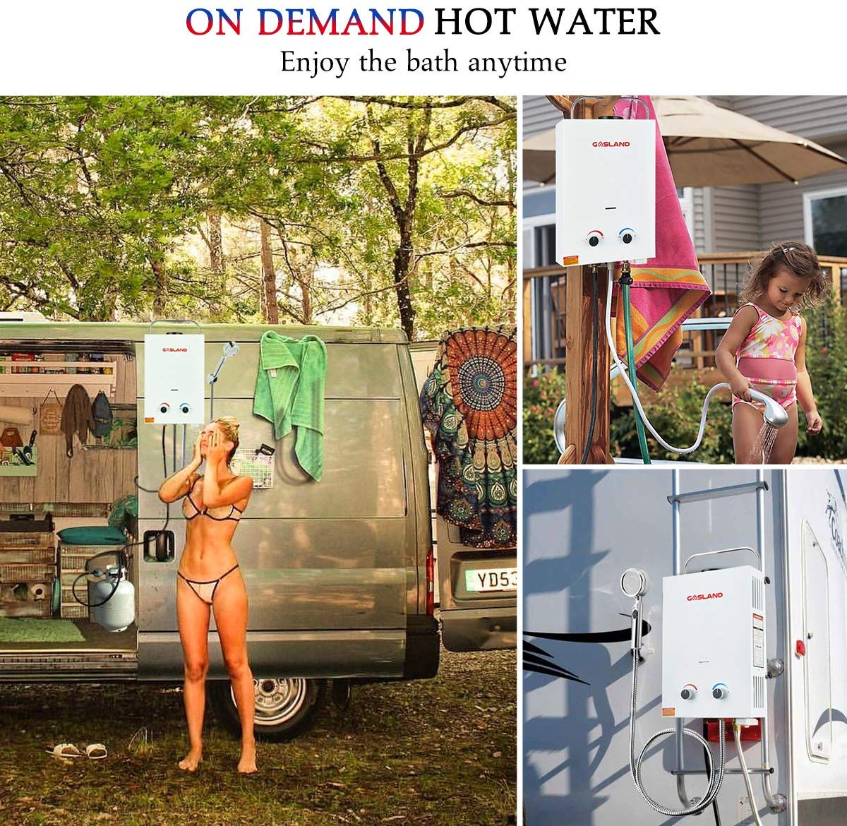 Gasland Tankless Water Heater