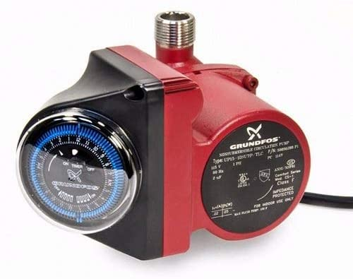 Grundfos Hot Water Recirculation Pump