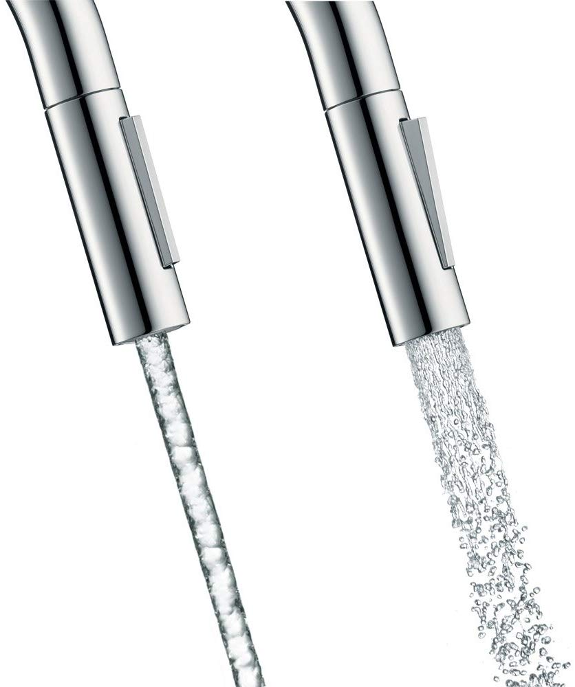 Hansgrohe Luxury One Handle