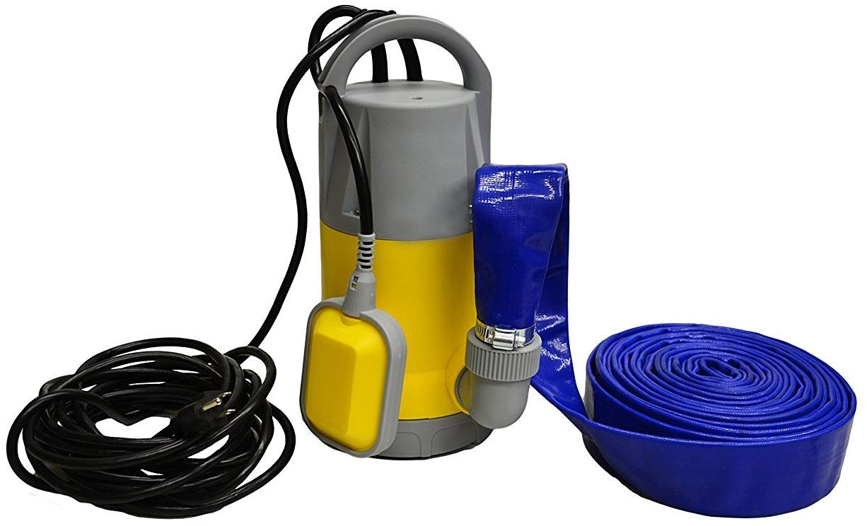Professional EZ Travel Sump Pump