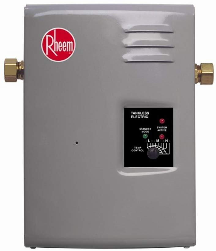 Rheem Tankless Electric