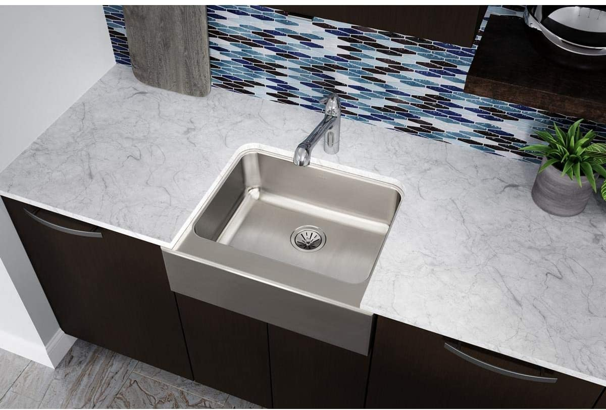 Elkay Lusterone Farmhouse Sink