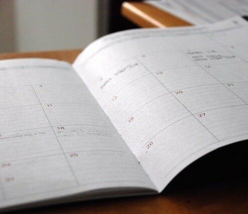 Calendar How Long