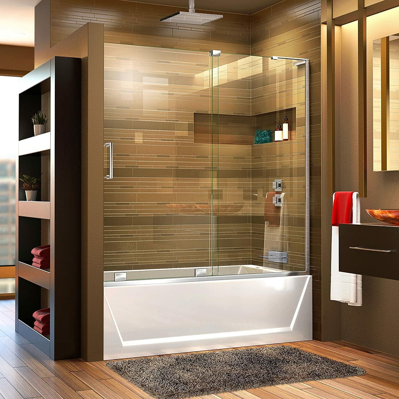 Sliding Shower Door DreamLine Mirage