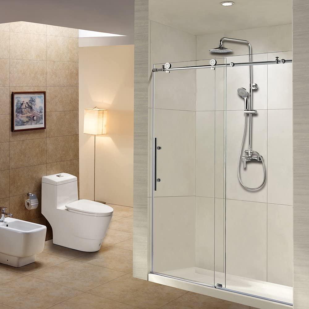 Frameless Shower Woodbridge