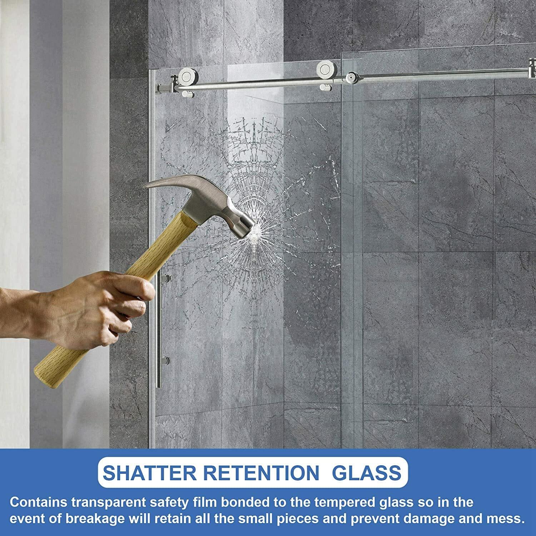 Woodbridge Shatter Resistant Glass