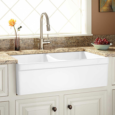 What Is An Apron Sink