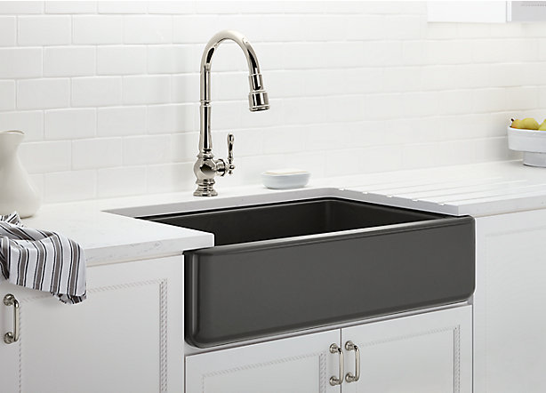 What Is A Cast Iron Sink