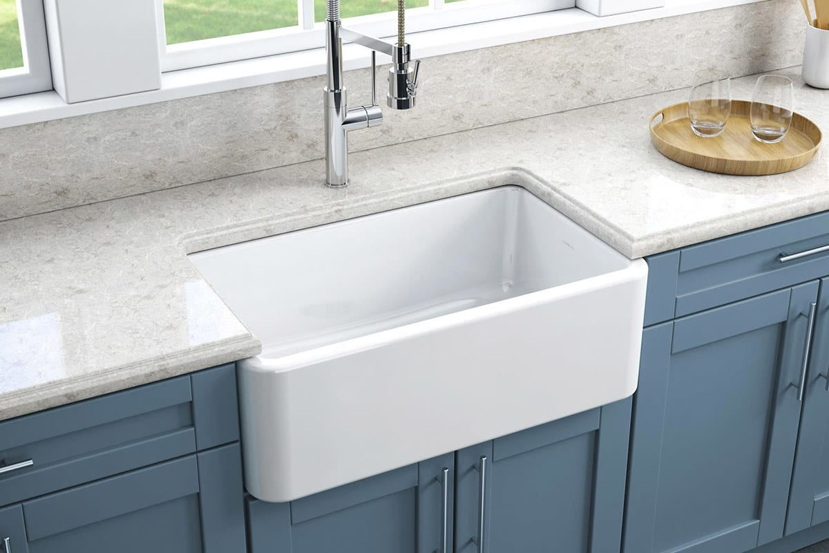 What Is A Fireclay Sink